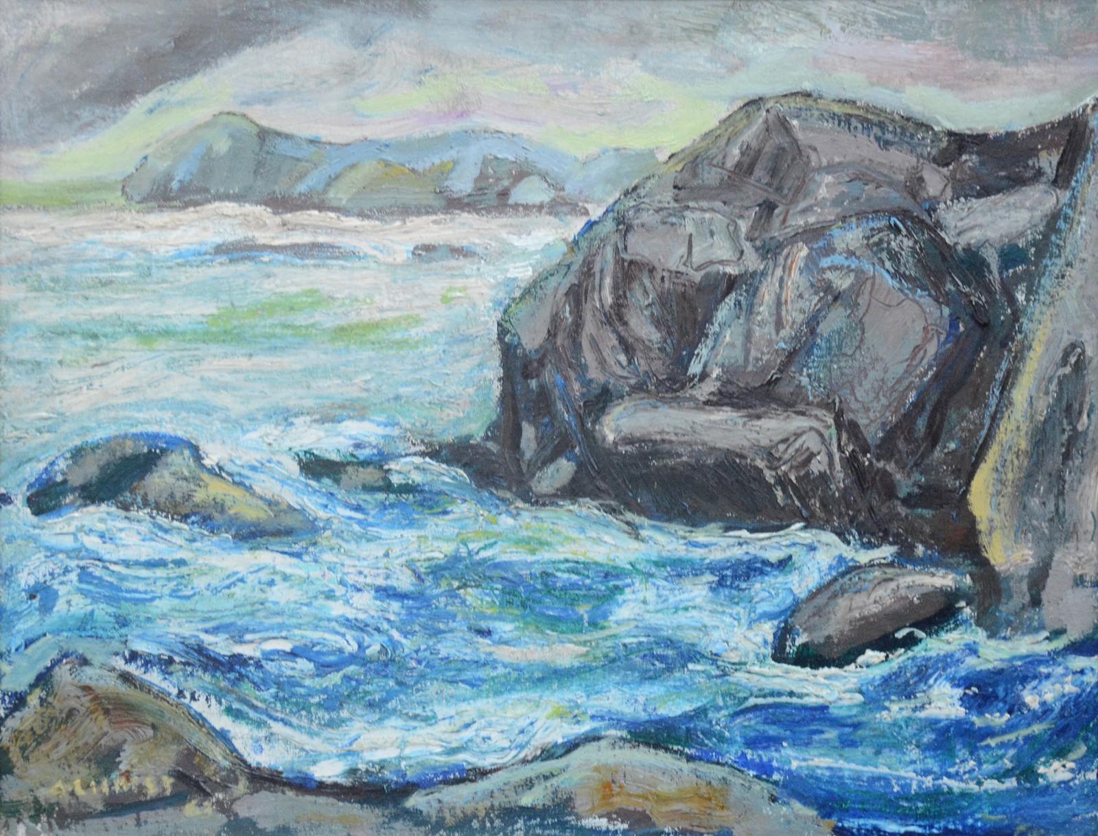Georgian Bay by Arthur Lismer » Oeno Gallery