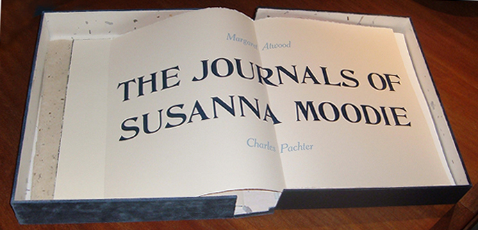 Roughing It in the Bush, Susanna Moodie Paper