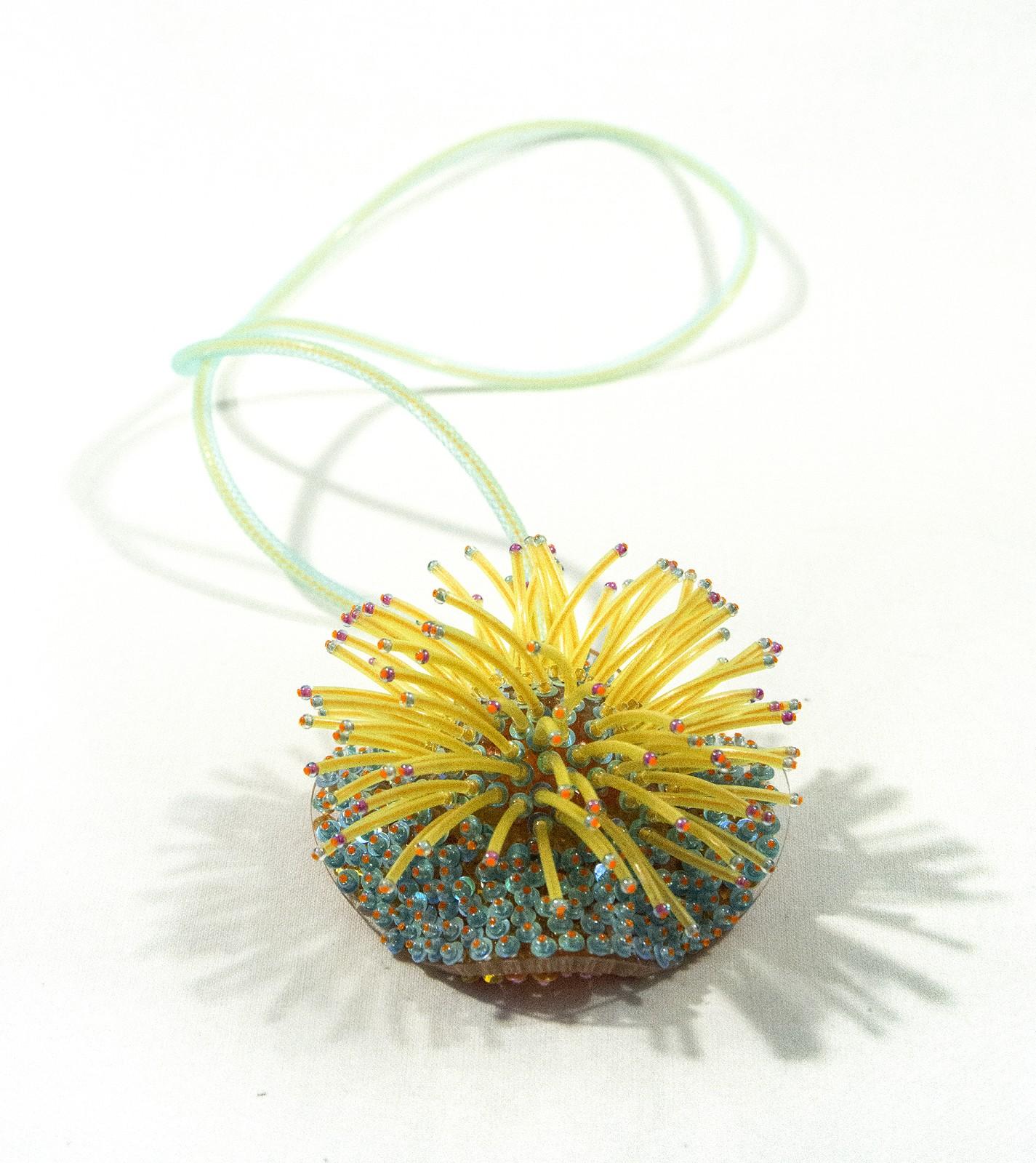 Go With The Glow Pendant by Wanshu Li » Oeno Gallery
